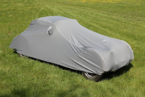 Morgan Indoor Car Cover - Grey